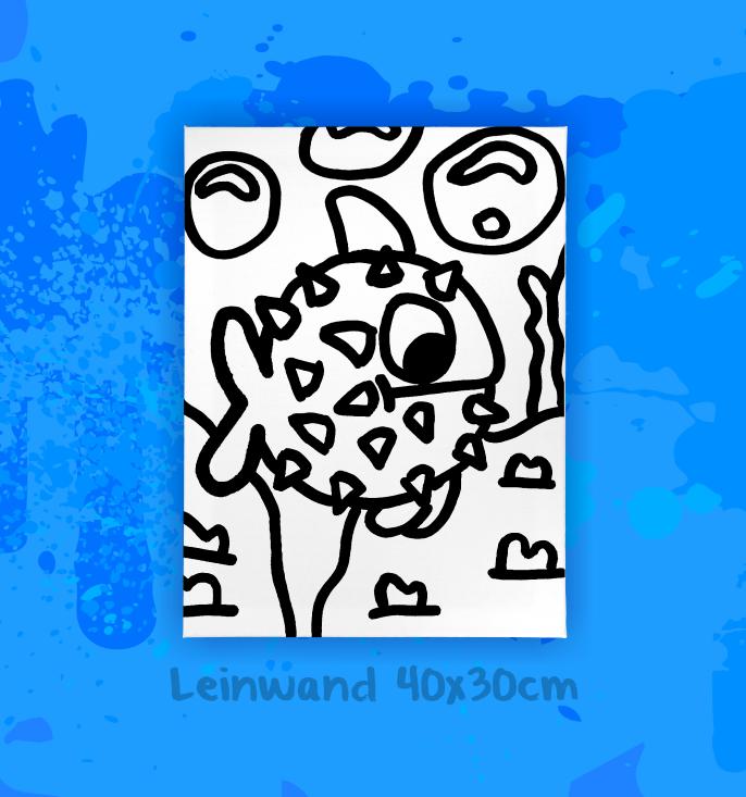 SL40U3-Kugelfisch